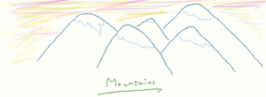 Mountains. by ProjektGoteborg