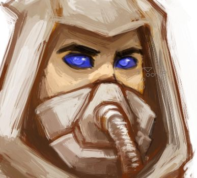Fremen WIP by cathyOMG