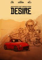 Desire - Movie Poster by C-CLANCY