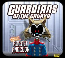 Guardians of the Galacy Cartoon by NelsonRibeiro