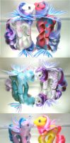 Flower Fantasy-Windy Wing set by MLPMeadows