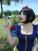 Snow White and the 7 Dwarfs by julialorenzutti