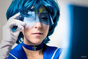 Sailor Mercury by JeproxShots