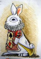 The White Rabbit by DarkAngeL383