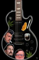 TPB Guitar by somecanadian