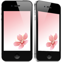 Blossom for iPhone by etheerea