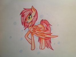 Mia - for my friend :) by MoonCloudTheBrony