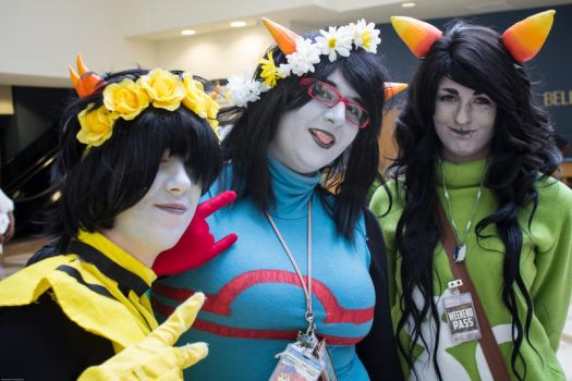 homestuck group by ghousel