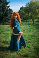 Merida [BRAVE] by JulietImmortal