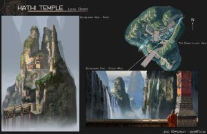 Hathi Temple 06: Level Design by JaikArt