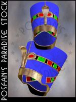 Egyptian Crown 006 by poserfan-stock