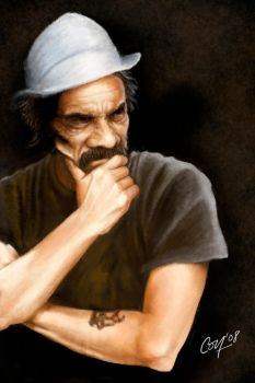 Don Ramon by artcova