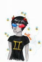 Sollux by Te-double-gz