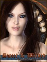SweetAndWicked MixAndMatch Expressions For Lilith6 by emmaalvarez