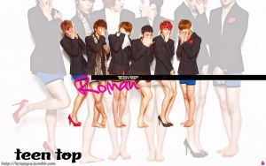 Teen TOP - exposed by Sweetkrystyna