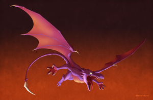 Nemesis Ridley by Drak-Arts