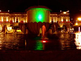 Guadalajara at Night 4 by Foxdale