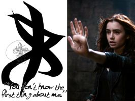 Tattoo - Runes VI (Shadowhunter Unknown Edition) by far-eviler