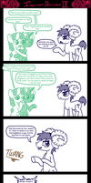 Important Decisions IX by FicFicPonyFic