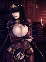 Tharja by okai418