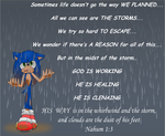 -- In Those Storms -- by GodsSonicGirl