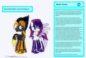 Mystic Pony Ref by AZ-Derped-Unicorn