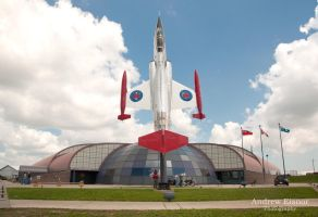 Canadian Warplane Heritage Museum by AEisnor
