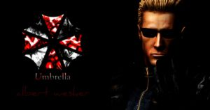 wesker wallpaper by lady-pokerface