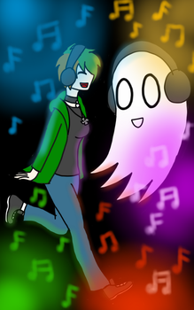 Ghost Beats In The Club by Howlinghill