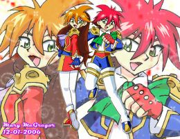 Beyblade:Julia_and_Raul by Mary-McGregor
