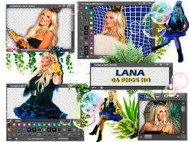 Lana - Pack Png #28 by TheNightingale01