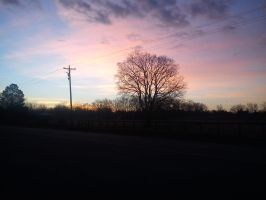 morning over pike rd by calicojack78