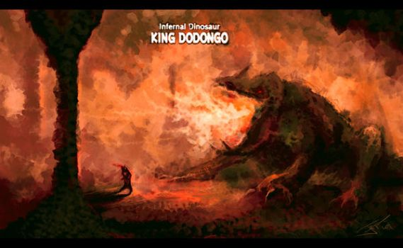 King Dodongo by SuperPhazed