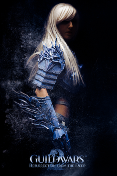 Guild Wars 2 - Resurrection from the Deep by elliria