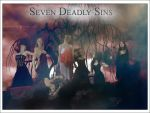 Seven Deadly Sins by Mouliny
