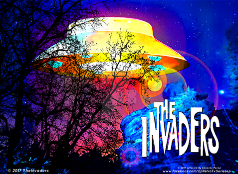 THE INVADERS by EPArtWork
