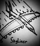 AOAH Skyliner Bullet by DiscontentHermit