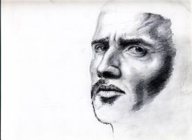 Dominic Purcell by feoh12