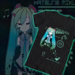 WeLoveFine Hatsune Miku Fan Design Contest Entry by TheGalacticKat