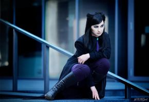 Ergo Proxy - Re-l Mayer [2] by Luin-Tinuviel