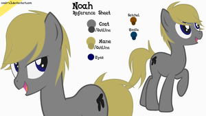 Noah - Reference Sheet 2.1 (Outdated) by Noah-x3