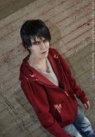 Warm Bodies: R zombie cosplay by MischievousBoyAilime