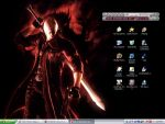 DMC4 Dante Desktop by ShiroiNeko-sama
