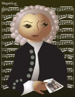 Bach Magnificat by LeonSpires