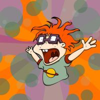Chuckie Finster by ProfessorDoom