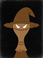 The Scarecrow by payno0