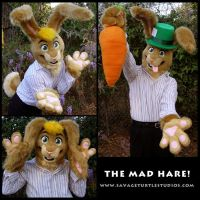 Mad March Hare by JakeJynx