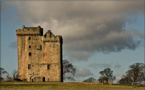 Clackmannan Tower by SnapperRod