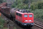 Old lady in Ratingen by Budeltier
