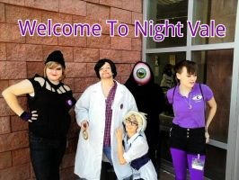 welcome to night vale by zombie2girl